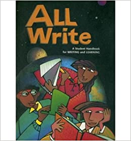 a student handbook for writing and learning