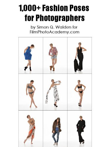 1,000+ Fashion Poses for Photographers