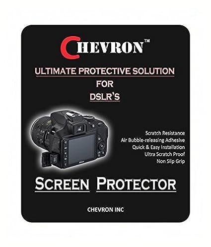 Chevron-Ultra-Clear-HD-Screen-Guard-For-Nikon-D3300-DSLR-Camera