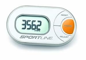 Sportline 310 Qlip Any-Wear Pedometer