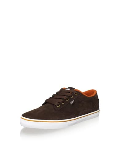 DVS Men's Daewon 12'er Shoe  [Brown Suede]