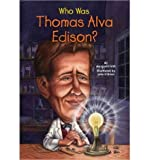img - for [(Who Was Thomas Alva Edison? )] [Author: Margaret Frith] [Jan-2006] book / textbook / text book