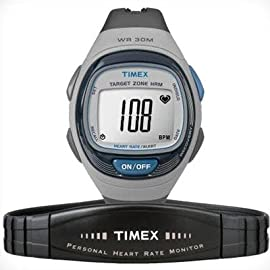 Timex Personal Trainer Heart Rate Monitor Watch - T5K541