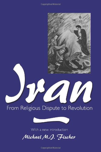 Iran: From Religious Dispute to Revolution