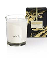 Signature Green Fig Scented Candle
