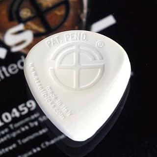 Essetipicks ZIRIYAB Mini White :1枚/エッセティピックス ジリヤブミニ ホワイト