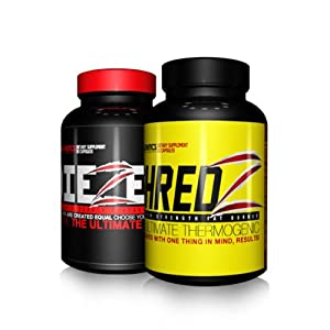 Max Jacked Stack (SHREDZ 60ct. & DIEZEL 90ct.)