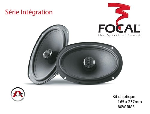 Focal Ic690 6X9 2 Way 160W Car Speakers