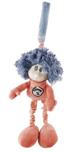 miYim Stroller Toy, Dr. Seuss Thing 2 - 1