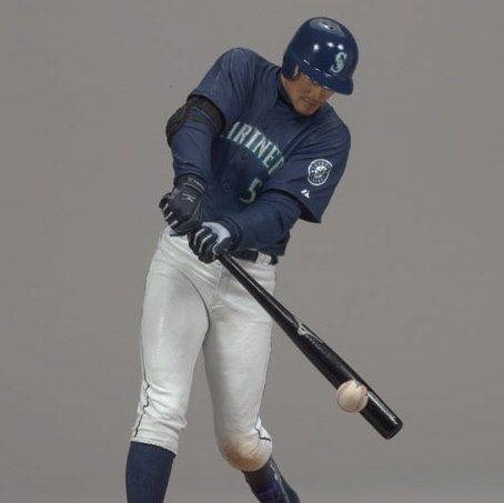 マクファーレントイズ MLBシリーズ22 ICHIRO(イチロー)