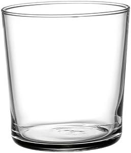 Bormioli Rocco Bodega Tempered Glass Tumblers, Set of 12 by Bormioli Rocco