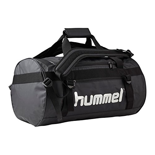 Hummel Unisex Sport tasche Tech, Unisex, Tasche TECH SPORTS BAG, nero, M