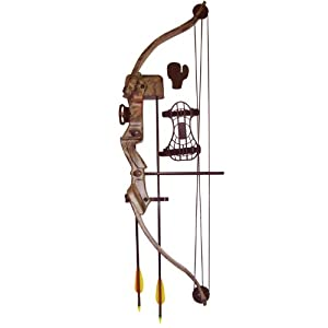 SA Sports Youth Bison Recurve Compound Bow Set by SA Sports