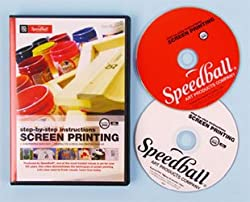 Speedball Screen Printing DVD Instructional DVD