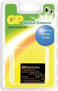 GP Batterie de type Olympus LI-50B pour Appareil Photo Numérique Olympus