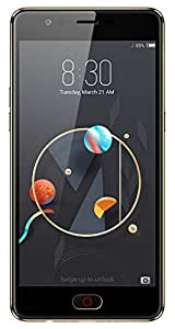 Nubia M2 Lite (Black-Gold, 4 GB RAM + 32GB Memory)