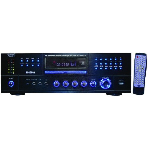 Pyle Home Theater Preamplifier
