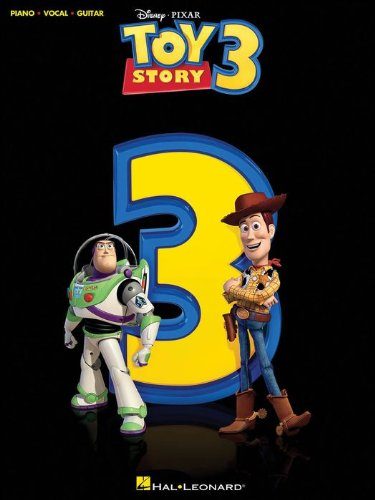 Hal Leonard Toy Story 3 PVG Songbook