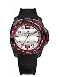 Tommy Hilfiger Analog White Dial Men's Watch - TH1790854/D