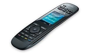 Logitech Harmony Ultimate Télécommande Universelle avec Ecran LCD tactile et Hub Harmony