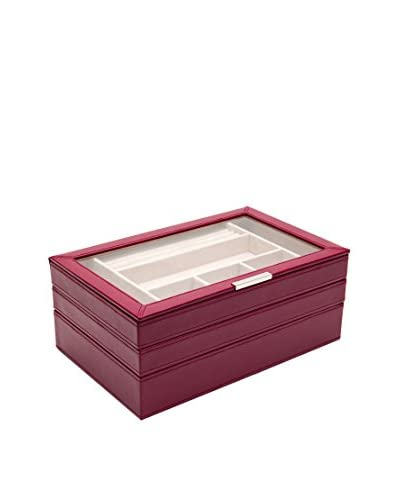 Wolf Queen's Court Tray Set, Red