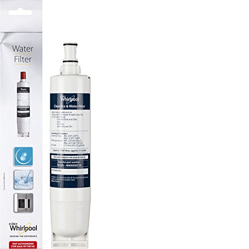 Whirlpool sbs200Cartouche filtre à eau pour de Side By Side Réfrigérateur, 6cm