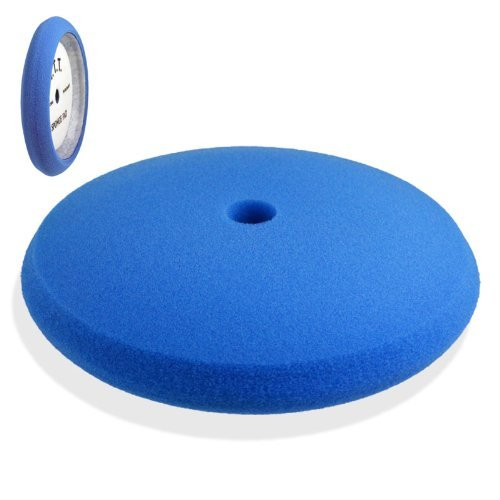 "Premium 7"" Foam Polishing Buffing Pad - Large 8"" Diameter - Fine Polishing Swirl Removal front-208763"