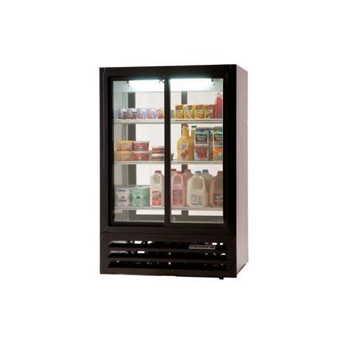 Beverage Air Lv15-1-W-54 Lumavue Refrigerated Merchandiser