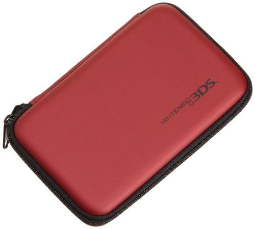 Imagen de AmazonBasics Funda de transporte para Nintendo 3DS, DS Lite, DSi y DSi XL - Rojo (Con licencia oficial de Nintendo)