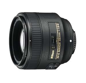 Nikon 単焦点レンズ AF-S NIKKOR 85mm f/1.8G フルサイズ対応
