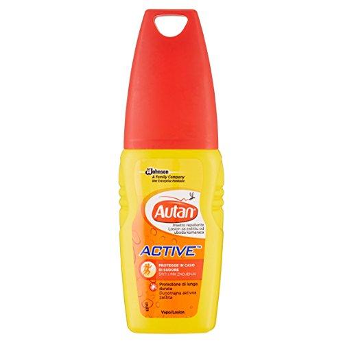Autan Active Vapo Repellente - 100 ml