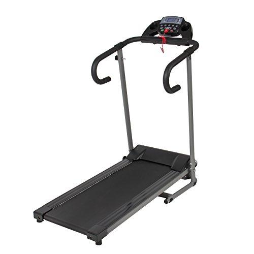 1100W-Folding-Electric-Treadmill-Portable-Motorized-Running-Machine-Black