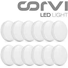 Corvi LED - 15 Watts- Surface 6 (Easy White - Pack Of 10)