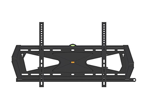 Black Adjustable Tilt/Tilting Wall Mount Bracket with Anti-Theft Feature for LG 60LB6300 60