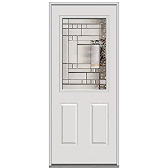 National Door Company ERP684KENPR28LH Prehung Left Hand Inswing Entry Door K