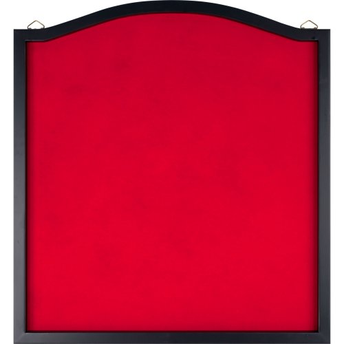 Find Discount TG Dart Backboard With Solid Wood Frame and Red Felt