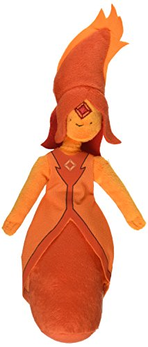 "Jazwares Adventure Time Flame Princess 11"" Plush Doll"
