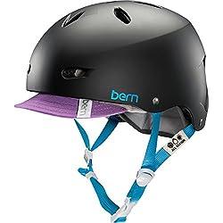 Bern Unlimited Brighton EPS Summer Helmet with Visor by Bern Unlimited