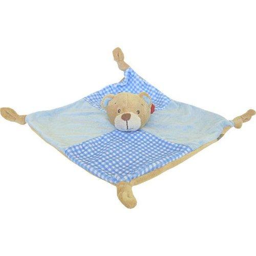 Keel Toys Doudou de bébé Premier Ours Bleu 28cm