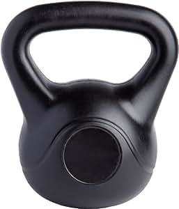 Ultrasport Kettlebell en vinyle Noir 4 kg