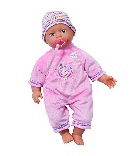 Zapf Creation 820995 - My little Baby Born Super Soft Easy Fit