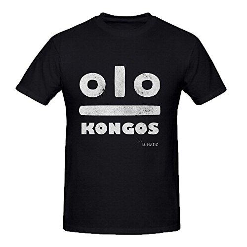 Kongos Lunatic Tee Shirts Uomos