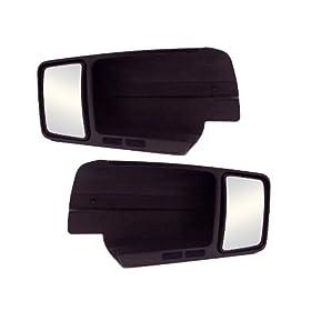 CIPA 11800 Ford F-150 Custom Towing Mirror - Pair