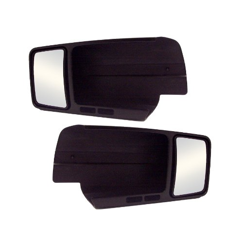 CIPA 11800 Ford F-150 Custom Towing Mirror - Pair (2011 F150 Tow Mirrors compare prices)