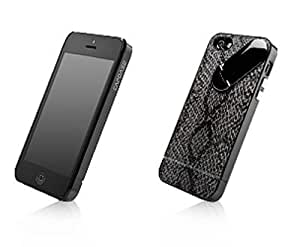Capdase Snak Snap Jacket Case for iPhone 5 (Black)