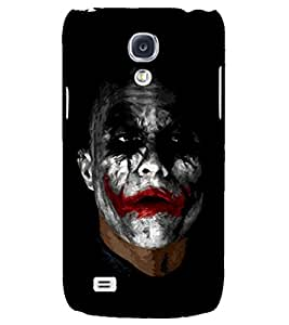 PRINTSHOPPII JOKER SUPERHERO Back Case Cover for Samsung Galaxy S4::Samsung Galaxy S4 i9500