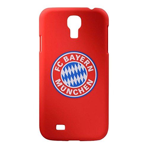 Back Cover Logo Rot Galaxy S4 FC Bayern MÜNCHEN Munich Back Case, Handyhülle, Telefonschutz, Handytasche