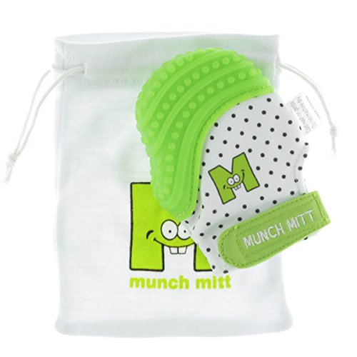 Kids Green Munch Mitt