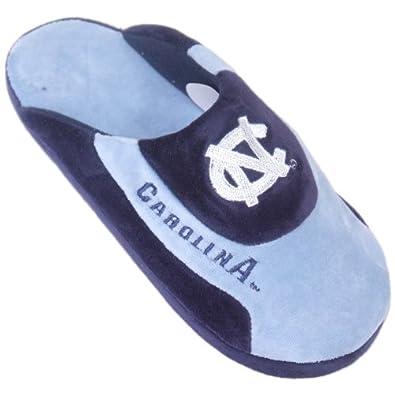 Happy Feet - North Carolina Tar Heels - Low Pro Slippers by Comfy Feet