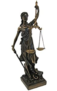 Justice Collectible Figurine